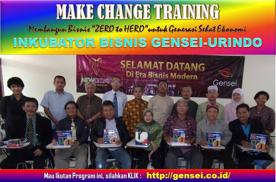 Kegiatan MC Training Gensei-Urindo di Universitas Respati Indonesia